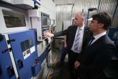 Slavonski Brod, 10.04.2013 - Otvaranje novog pogona Saint Jean Industries.