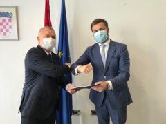 Ministar Ćorić preuzeo dužnost